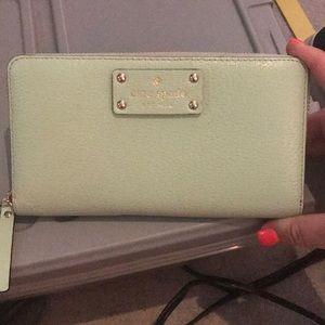 Women's Kate spade wallet